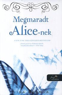 Lisa Genova: Megmaradt Alice-nek - PUHATÁBLA