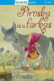 Olvass velünk! (1) - Piroska és a farkas