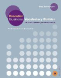 Emmerson, Paul: Essential Business Vocabulary Builder. Student's Book