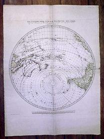 Schraembl: Die Untere Oder Südliche Halbkugel der Erde
