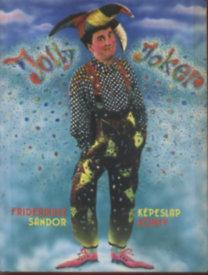 Friderikusz Sándor: Jolly Joker képeslapkönyv