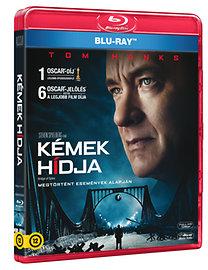 Kémek hídja - Blu-ray (Piros tokos változat)