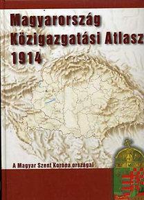 Magyarország közigazgatási atlasza 1914