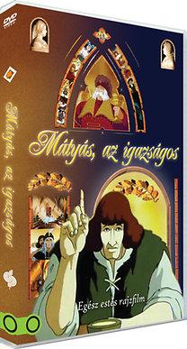 Mátyás, az igazságos - DVD