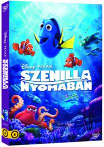Szenilla nyomában - DVD dísztokban