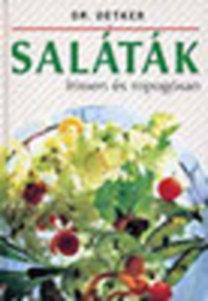 Dr.Oetker: Saláták frissen és ropogósan