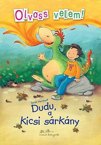 Sarah Herzhoff: Dudu, a kicsi sárkány - Olvass velem!