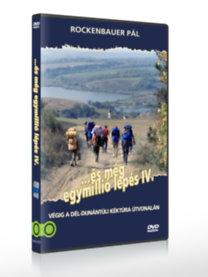 ...és még egymillió lépés 4. - DVD - Baranyából Tolnába