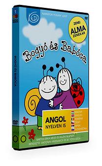 Bogyó és Babóca - DVD - Bartos Erika meséi alapján