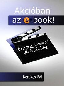 Kerekes Pál: Akcióban az e-book!