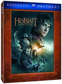 A Hobbit - Váratlan utazás - Bővített változat (Blu-ray)