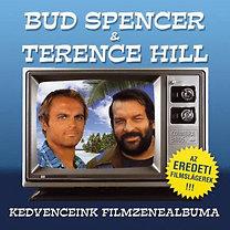 Filmzene: Bud Spencer és Terence Hill Filmzenealbum - CD