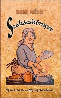 Biri néni szakácskönyve - Az első ismert erdélyi szakácskönyv