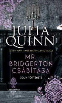 Julia Quinn: Mr. Bridgerton csábítása - Colin története
