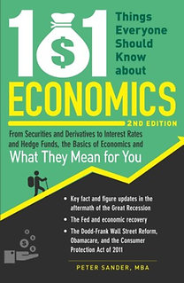 Sander, Peter: 101 Things Everyone Should Know About Economics