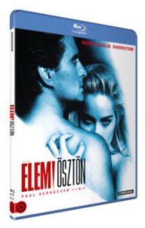 Elemi ösztön - Blu-ray