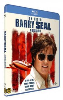 Barry Seal: A beszállító - Blu-ray