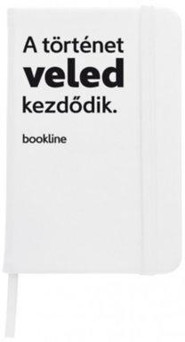 Bookline notesz - A történet veled kezdődik - fehér