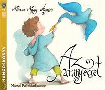 Nemes Nagy Ágnes: Az aranyecset - Hangoskönyv (2CD)