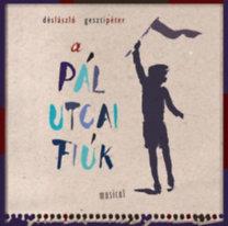 A Pál utcai fiúk - CD