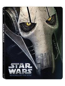 Star Wars III. rész - A Sith-ek bosszúja - Fémdobozos változat (Blu-ray Steelbook)
