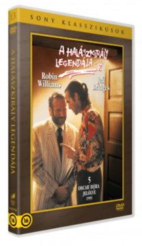 A Halászkirály legendája - DVD
