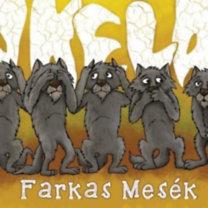 Akela: Akela: Farkas mesék - CD