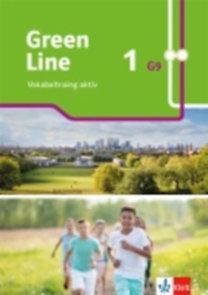Green Line 1 G9. Vokabeltraining aktiv. Arbeitsheft mit Lösungen Klasse 5