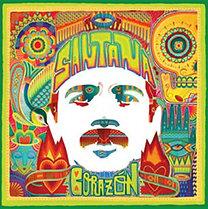 Santana: Corazón - CD