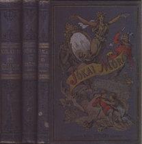 Jókai Mór: A kis királyok I-V. (3 kötetbe kötve)- Jókai Mór ujabb regényei (I. kiadás)