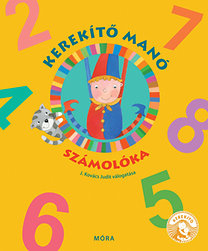 J. Kovács Judit (szerk.): Kerekítő Manó számolóka
