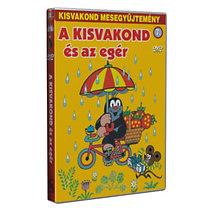 A Kisvakond és az egér - DVD