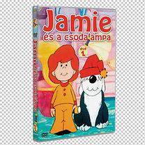 Jamie és a csodalámpa 1. - DVD