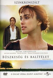 Büszkeség és balítélet (2005) - DVD