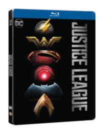 Igazság ligája - Steelbook Blu-ray
