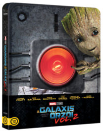 A galaxis őrzői VOL. 2 - Blu-ray (fémdobozos)