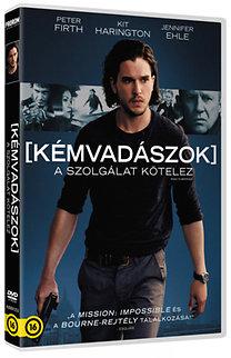 Kémvadászok: A szolgálat kötelez - DVD