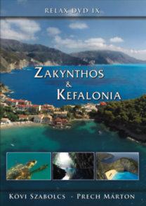 Relax DVD IX. - Zakynthos és Kefalonia