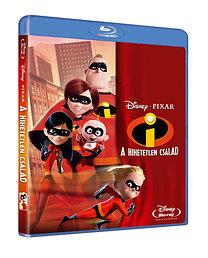 A hihetetlen család (Blu-ray)