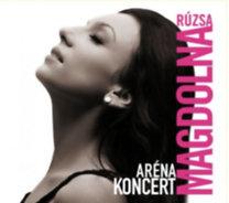 Rúzsa Magdolna: Aréna koncert - CD+DVD