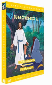 A Biblia gyermekeknek - Újszövetség: Isten Báránya - Feltámadt!