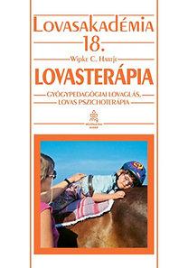 Wipke C. Hartje: Lovasterápia - Lovasakadémia 18. - Gyógypedagógiai lovaglás, lovas pszichoterápia