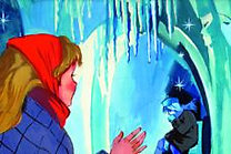 Andersen: Hókirálynő - diafilm