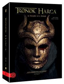 Trónok harca 1- 5. évad Gyűjtemény - DVD