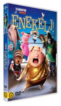 Énekelj! - DVD