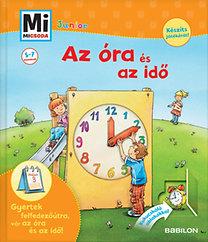 Andrea Weller- Essers: Az óra és az idő - Mi Micsoda Junior 28. - Mi Micsoda Junior 28.