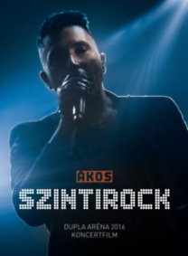 Ákos: Szintirock - Dupla Aréna 2016 Koncertfilm - DVD