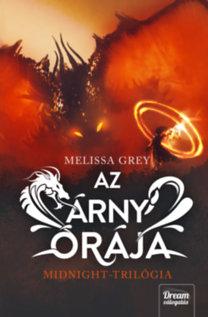 Melissa Grey: Az árny órája - Midnight-trilógia 2. rész
