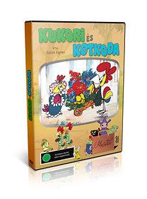 Kukori és Kotkoda 1. - DVD