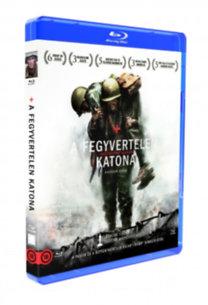 A fegyvertelen katona - Blu-ray